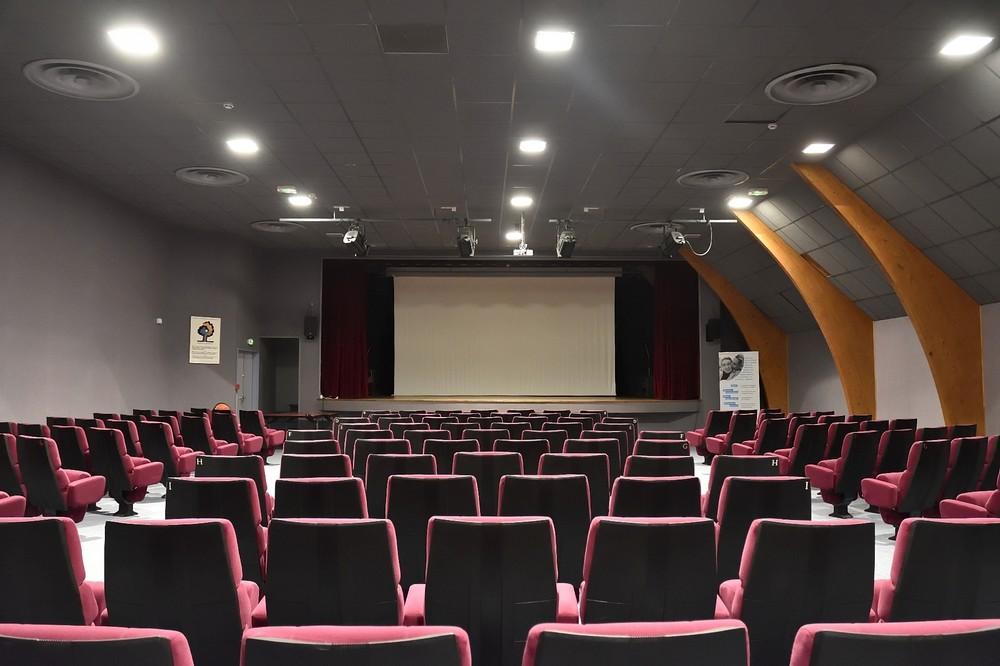 Salle de conférence & de cinéma